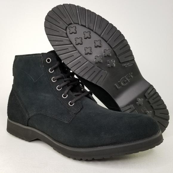 453db65852c UGG Australia Men's Moreau Suede Military Boots 12 NWT